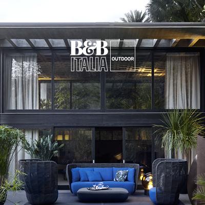 Nuova collezione B&B Italia Outdoor 2018