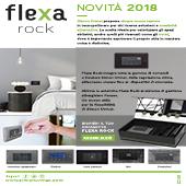 Placche Nea Flexa Rock: nuove texture per il residenziale e hotel by Simon Urmet
