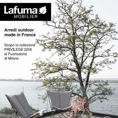 Arredi outdoor Lafuma Mobilier made in France