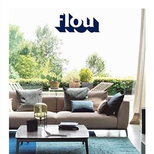 Divano componibile Olivier by Flou: flessibilità, comfort, eleganza ineguagliabile