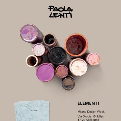 Paola Lenti alla Milano Design Week: scopri le novità