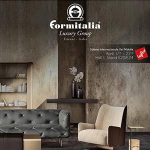 Arredi luxury Formitalia: Glamour Collection 2018
