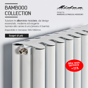 Termoarredi Ridea Bambooo collection