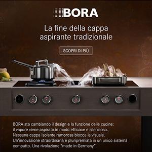 Bora, la rivoluzione in cucina