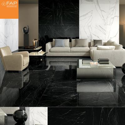 Il marmo lucido secondo Fap ceramiche