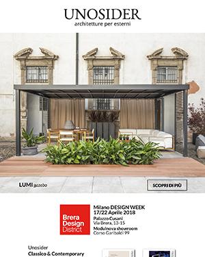 Architetture per esterni Unosider: scarica i cataloghi Classico & Contemporary