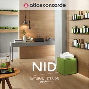 La naturalezza del legno in gres porcellanato NID Atlas Concorde