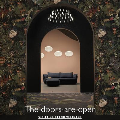 Moooi alla Milano Design Week: tour virtuale al Salone del Mobile