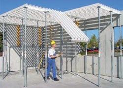 PERI presenta GRIDFLEX, la nuova cassaforma per l'edilizia residenziale