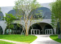 Tokyo: la nuova biblioteca della Tama Art University