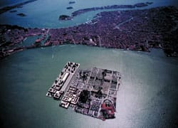 Venezia inaugura la Corte dei Quattro Evangelisti
