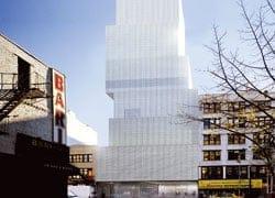 Ultimato il New Museum Contemporary Art di New York