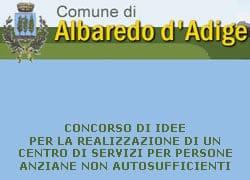 Albaredo d'Adige: idee per un centro servizi per anziani