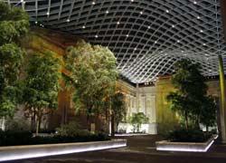 Apre al pubblico la corte della Smithsonian Institution