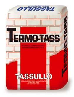 """TERMO- TASS Tassullo: l'isolamento termico """"resistente"""""""