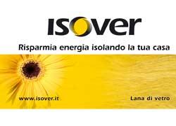Al via la nuova campagna pubblicitaria Isover