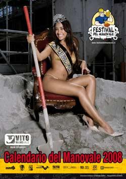 Comated Edilizia presenta il Calendario del Manovale 2008