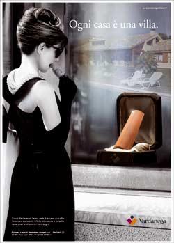Vardanega, immagine di grande fascino: nuova campagna di comunicazione