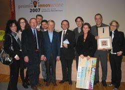 Pontarolo Engineering S.p.a. vince il Premio Innovazione 2007