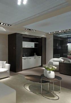 Tisettanta: nuovo concept per camera d'albergo