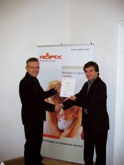 RÖFIX SpA ufficialmente Partner di CasaClima