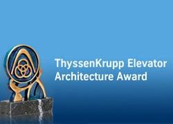 ThyssenKrupp Elevator Architecture Award