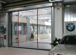 Concessionaria BMW di Monza automatizzata da Ditec