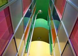 Zinco-titanio zintek® per il complesso The Colours a Vicenza