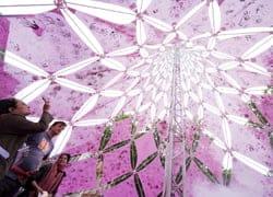 Al London Festival of Architecture una installazione firmata Foster