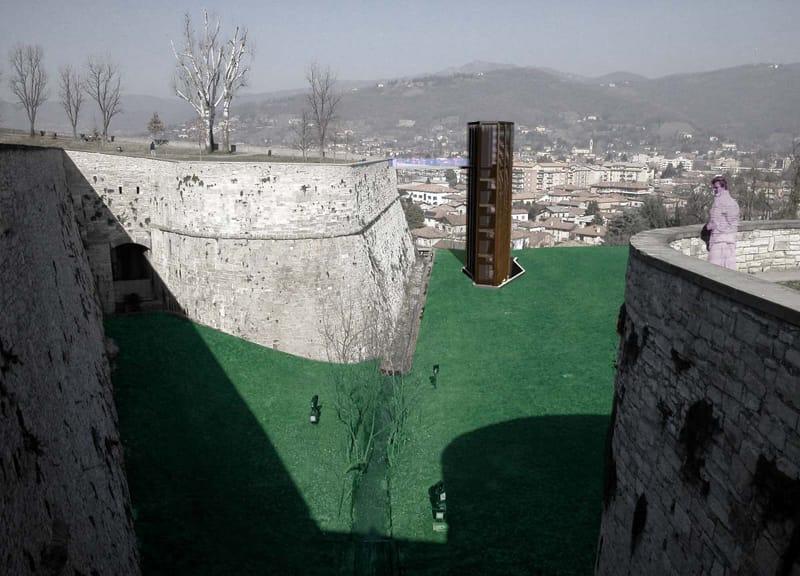 AUD firma il nuovo impianto di risalita a Bergamo Alta