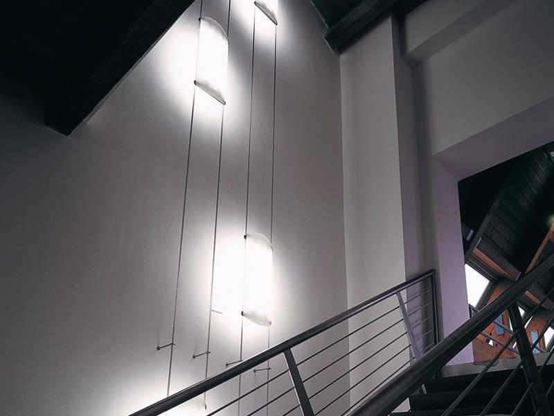 Illuminazione su cavi illuminazione a led per acquari marini