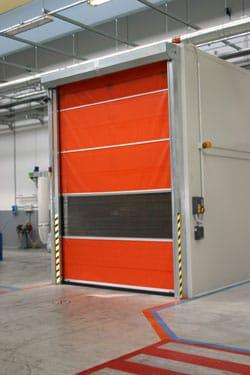 Le porte rapide flessibili Sector DITEC