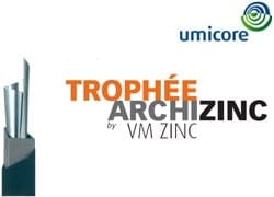 I vincitori del Trofeo Archizinc 2008