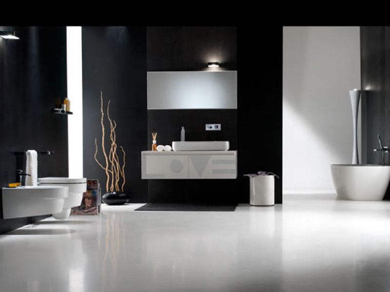 Ex t reinventa il bagno