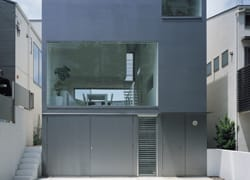 Tokyo: residenza per un designer industriale