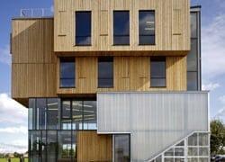 Un nuovo centro per l'arte contemporanea a Cambridge
