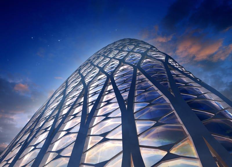 Zaha Hadid svela progetto per Bucharest
