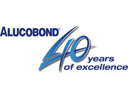 Una lunga storia di successi: Alucobond® compie 40 anni