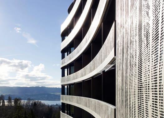 A Zurigo un hotel di lusso firmato Foster+Partners