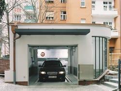 La soluzione IdealPark al parcheggio nei centri storici