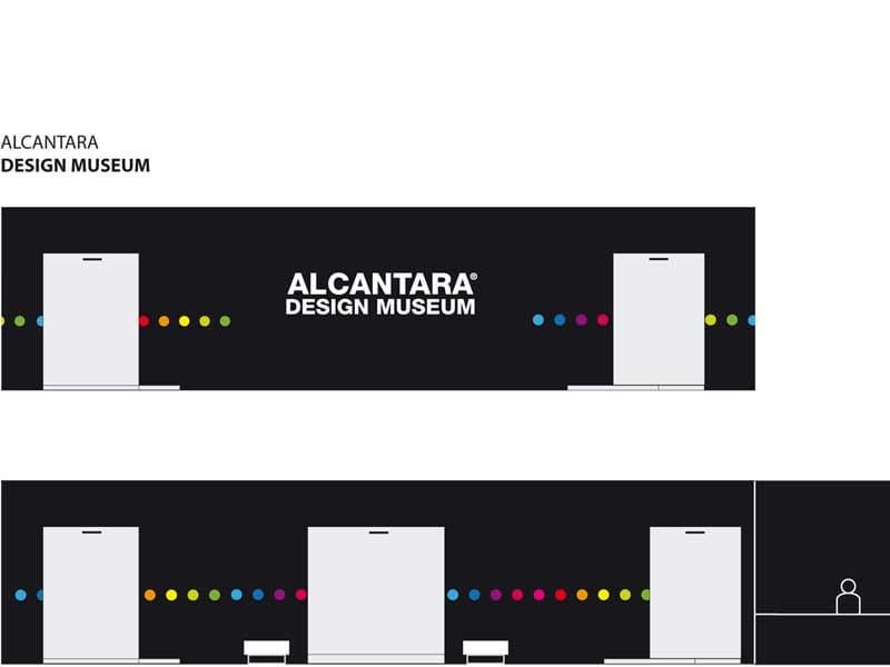 ALCANTARA DESIGN MUSEUM al Salone del Mobile