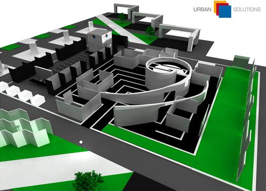 Urban Solutions: nuovi talenti del progettare contemporaneo