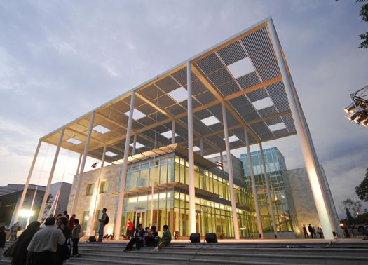 AIA/ALA Library Building Awards 2009