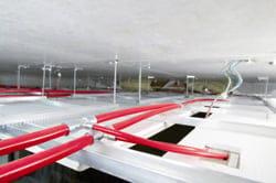 Sistemi radianti REHAU: risparmio energetico e comfort abitativo