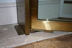 Un cancello automatico Ditec Cubic 6 apre le porte a Casa Maier