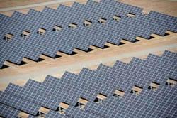 Conergy completa il più grande impianto fotovoltaico ad inseguimento