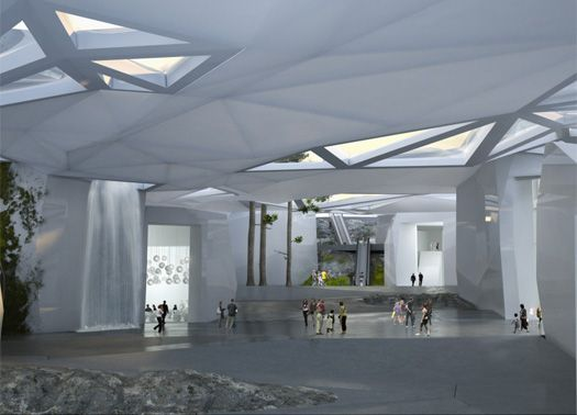 Un progetto per la rigenerazione dello zoo di Helsinki