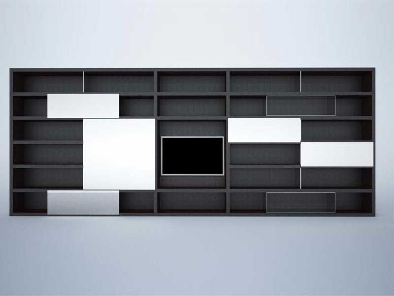 Tisettanta Cabina Armadio : Negozi di camere da letto moderne e cabine armadio a reggio emilia
