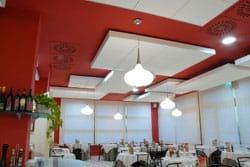 Il comfort acustico nei ristoranti con Armstrong Building Products