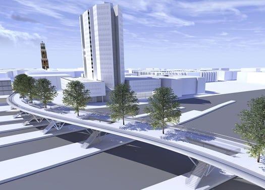 Utrecht sceglie Cepezed per il nuovo ponte cittadino